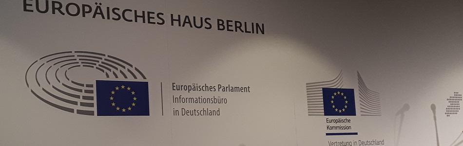 """Featured image for """"Empfang in der Europäischen Kommission"""""""