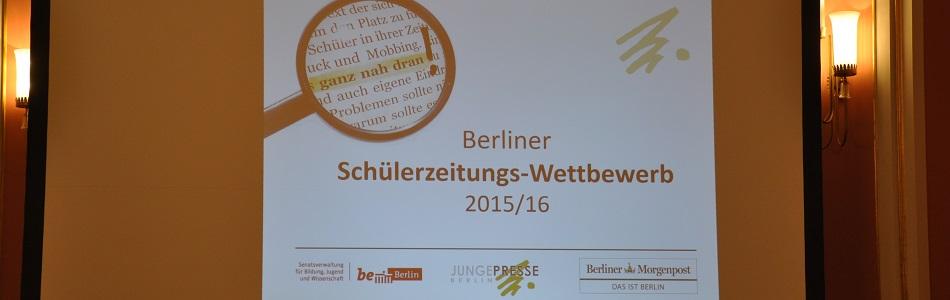"""Featured image for """"Wettbewerb 2015/2016 – Das LindenBlatt war wieder dabei!"""""""
